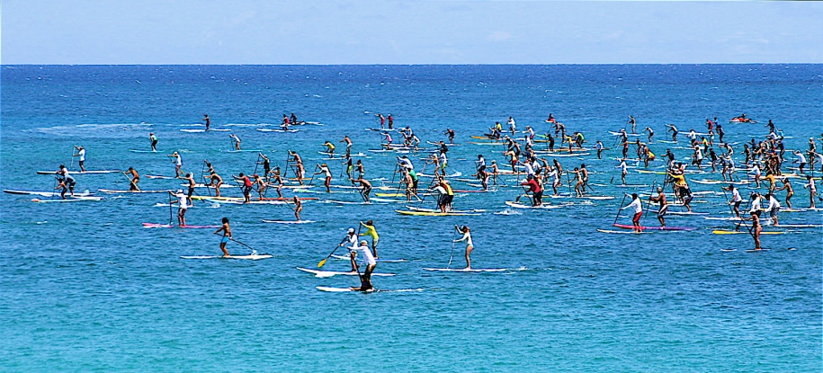 Paddle or watch the 4th of July Paddleboard race