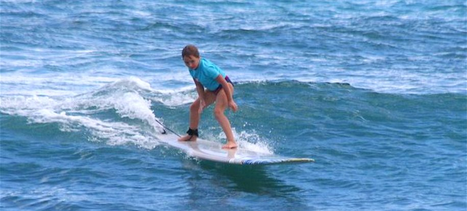 Take a surf leason